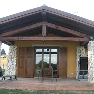 carpiate e tetti in castagno