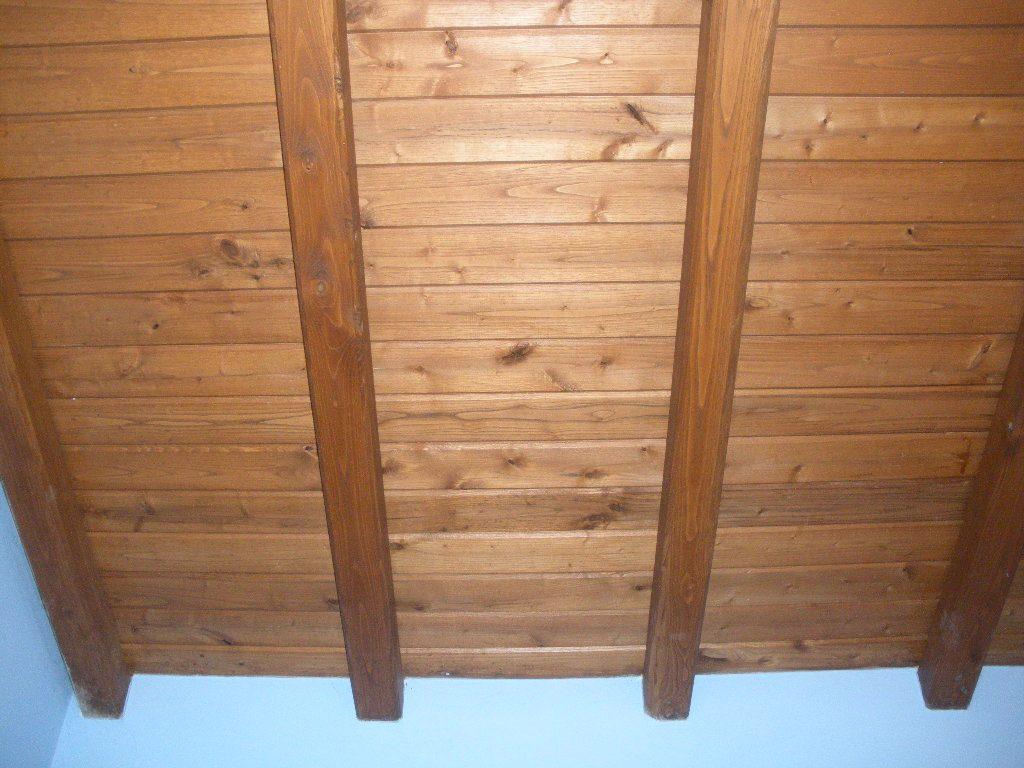 tetto in castagno